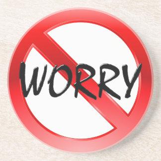 Inget bekymmer! underlägg sandsten