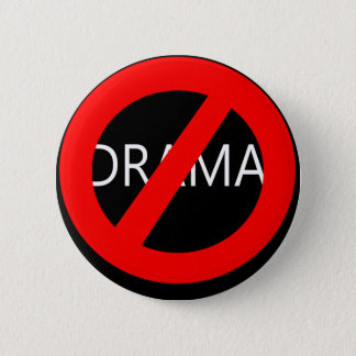 Inget drama knäppas standard knapp rund 5.7 cm