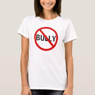Inget jättebra meddelande undertecknar t-shirt
