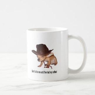 Inget kaffe kaffemugg