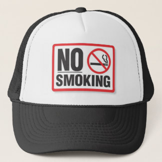 inget - röka truckerkeps