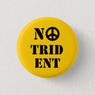 Inget skotskt självständighetemblem för treudd mini knapp rund 3.2 cm
