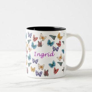 Ingrid Två-Tonad Mugg
