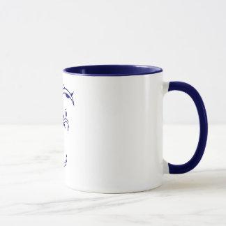 """Initial mugg """"för f-"""" design"""