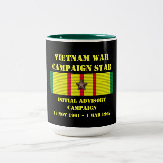Initial rådgivande kampanj kaffe muggar