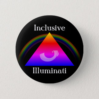 Inklusive Illuminati Standard Knapp Rund 5.7 Cm