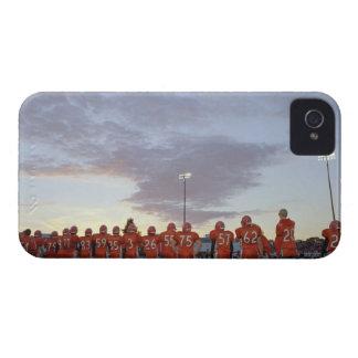 Inklusive tonåringar för amerikanfotbollsspelare iPhone 4 Case-Mate fodraler