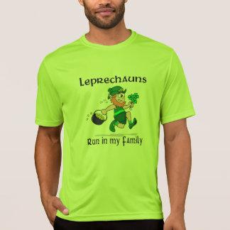 Inkörd leprechauns min familjSport-Tek SS Tshirts