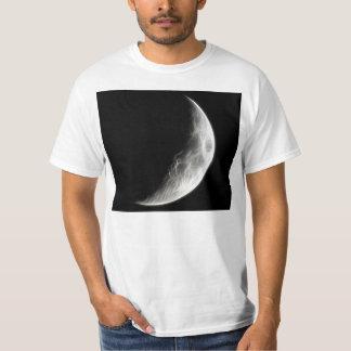 Inkvartera det Lunar planetjordklotet för månen Tee Shirts