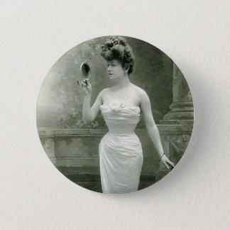 Innegrej 1900 standard knapp rund 5.7 cm