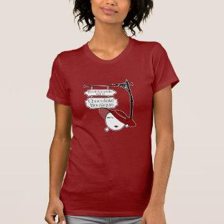 Innegrej som en chokladBoutique T-shirts