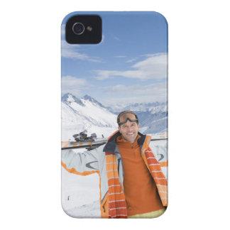 Innsbruck Österrike iPhone 4 Case-Mate Fodral