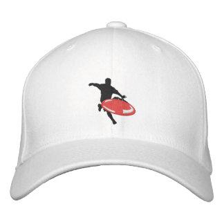 inpassad hatt broderad keps