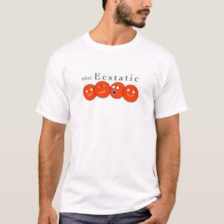 Inpassad T-tröja för extatisk pepparkaka T-shirt