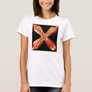 Inpassade Utslagsplats-Gator 141 för damer T-shirt