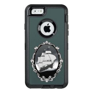 Inramad frakt på vattenfodral OtterBox defender iPhone skal