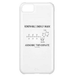 Inre AdenosineTriphosphate för förnybar energi iPhone 5C Fodral