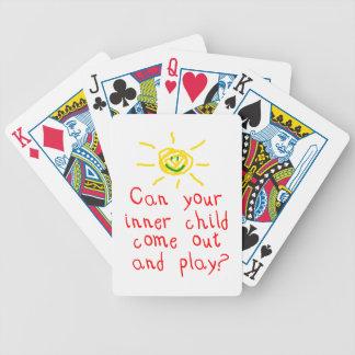 Inre barn spelkort