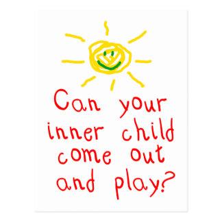 Inre barn vykort
