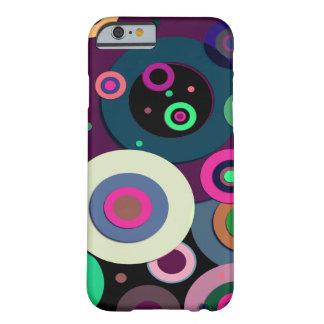 Inre cirklar #12 barely there iPhone 6 skal