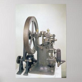 Inre förbränningsmotor, 1876 poster