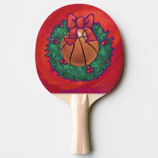 Inre julkran för basket pingisracket