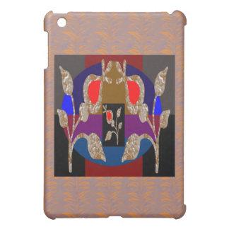 Inristade juvlar för GLIMTguld n silver iPad Mini Skal