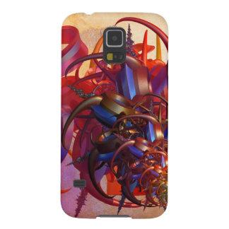 insekt Sci-fi Galaxy S5 Fodral