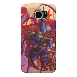 insekt Sci-fi Samsung Galaxy S6 Fodral
