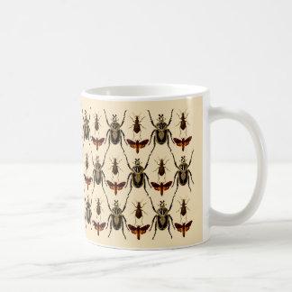Insektdesign, Goliath skalbaggar och malar Kaffemugg