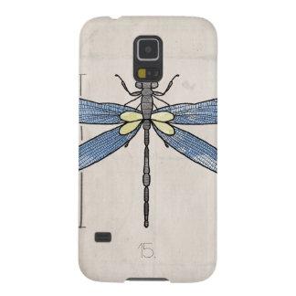 Insekter serieslända vid VOL25 Galaxy S5 Fodral