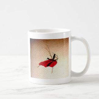 Insekticid (färg) kaffemugg