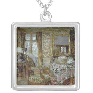 Insida 1904 silverpläterat halsband