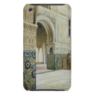 Insida av Alhambraen, Granada (w/c) iPod Touch Case
