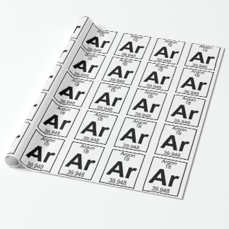 Inslag 018 - Ar - Argon (fullt) Presentpapper