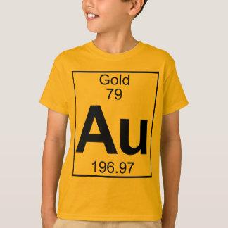 Inslag 079 - Au - guld (fullt) Tee Shirt