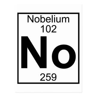 Inslag 102 - Ingen - Nobelium (fullt) Vykort