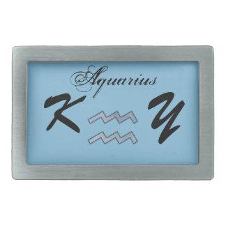 Inslag för AquariusZodiacsymbol av Kenneth Yoncich