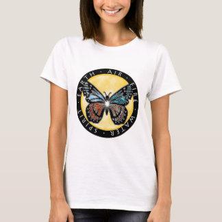 Inslagfjäril T-shirts