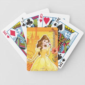 Inspirera Belle - Spelkort