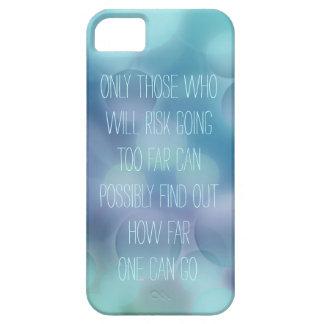 Inspirera bokeh för blått för aqua för fodral för iPhone 5 hud