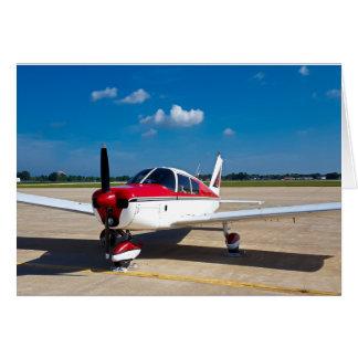 Inspirera flygplanhälsningkort hälsningskort