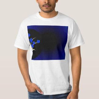 Inspirera gåva för blåttrovalentin tröjor