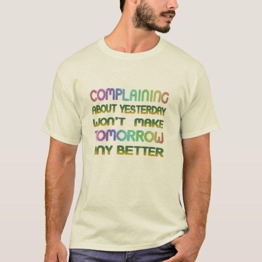 inspirera gör framtid den bättre t-skjortan att tshirts