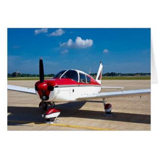 Inspirera hälsningkort för flygplan hälsningskort