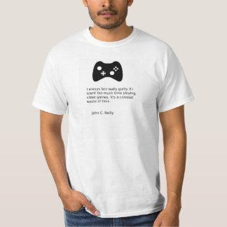 Inspirera Videogamecitationstecken Tröja
