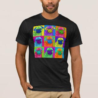 inspirerad mopsskjorta tröjor