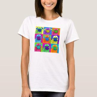 inspirerad mopsskjorta tshirts