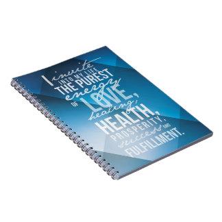 Inspireras geometriska täcker anteckningsboken (80 anteckningsbok
