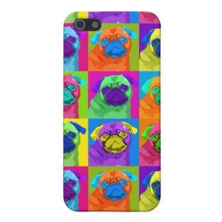 inspirerat fodral för mopsiPhoneSpeck iPhone 5 Hud